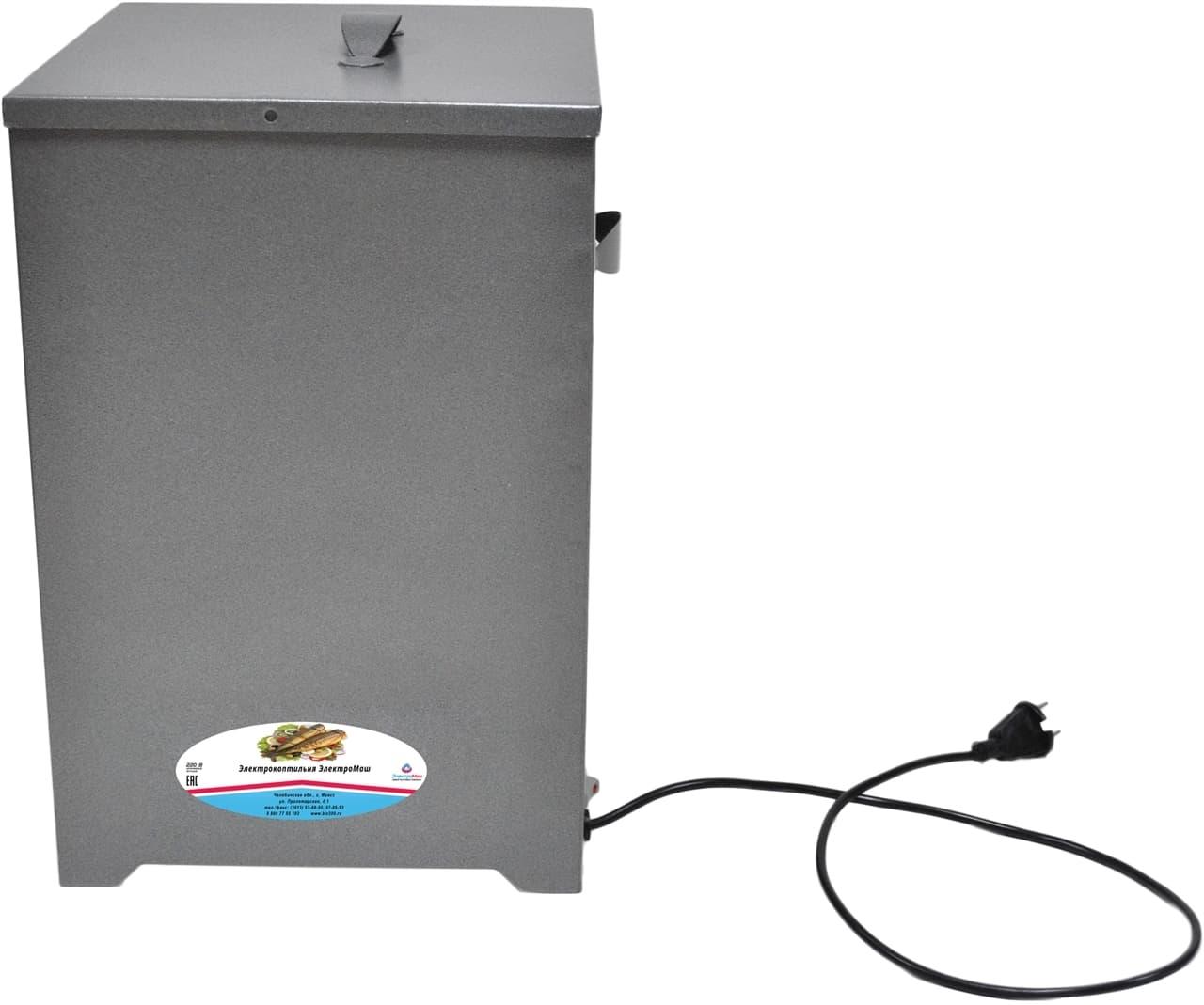 Коптильня двухуровневая электрическая Электромаш - фото 5043