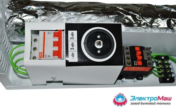 Электрокотел отопления Электромаш ЭВПМ - 9 кВТ - фото 6292